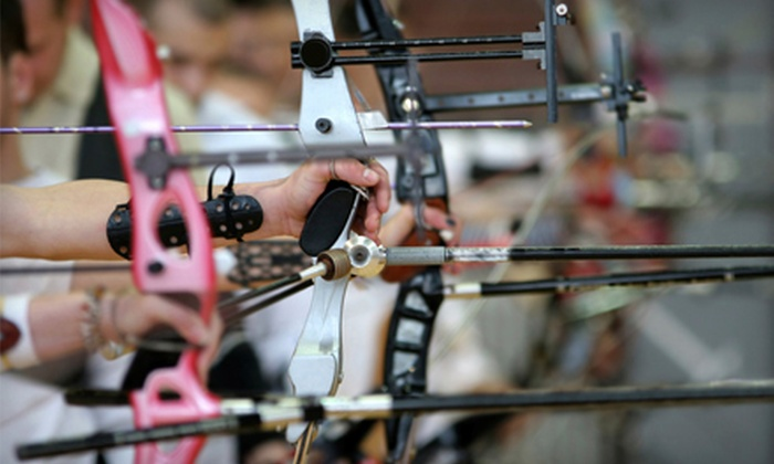 N&M Sporting Goods - Arnold: $4 Toward Archery-Range Time or Bow Repair
