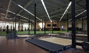 Neighborhood 831 Strength and Conditioning: Two Weeks of Gym Membership at Neighborhood 831 Strength And Conditioning (75% Off)