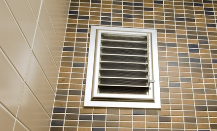 Air-Duct Cleaning for Up to Eight Vents with Optional Dryer-Vent Cleaning from Five Star Ducts (Up to 86% Off)