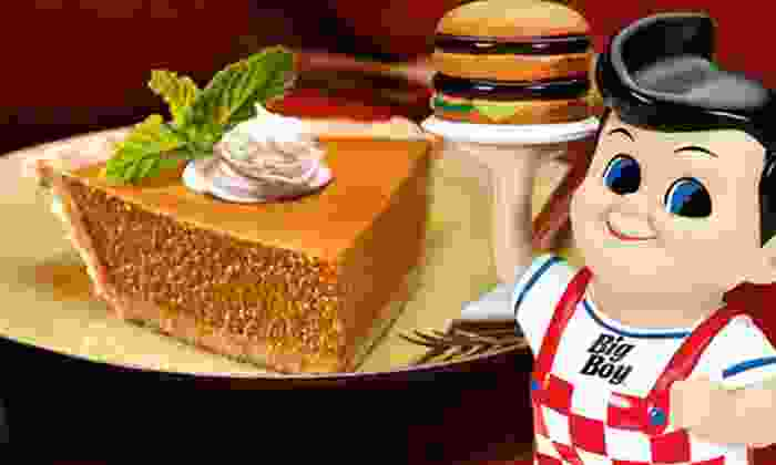 Big Boy - Thurston: $59 for One Pie a Month for One Year at Big Boy ($120 Value)