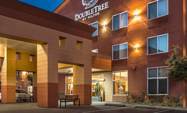 Downtown Olympia Doubletree Near Puget Sound