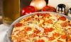 Red Brick Tap & Grill—Up to 50% Off Pizzas and Diner Food