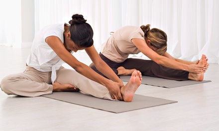 10 Classes with Optional Yoga Mat at Bikram Yoga Rochester (Up to 82% Off)