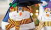 NFL Holiday Animated Musical Hats: NFL Animated Holiday Musical Hat. Multiple Teams Available. Free Returns.