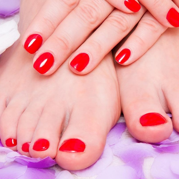 Canna Leaf Nails - Up To 50% Off - Woodbury, MN | Groupon