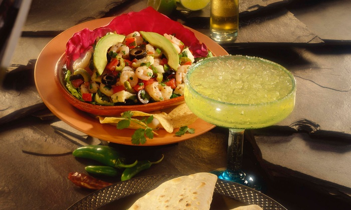 3 Amigos Mexican Bar & Grill - Marietta: Mexican Dinner with Margaritas for One, Two, or Four at 3 Amigos Mexican Bar & Grill (Up to 53% Off)