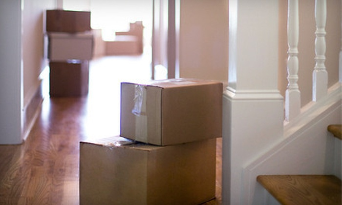 Able Body Moving and Delivery - Birmingham: Two or Four Hours of Moving Services from Able Body Moving and Delivery (Up to 53% Off)