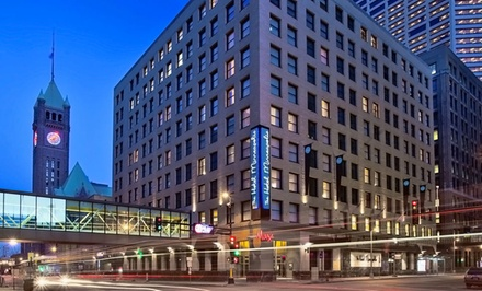 Groupon Deal: Stay with WiFi and Dining Credit at The Hotel Minneapolis, Autograph Collection, with Dates into September.