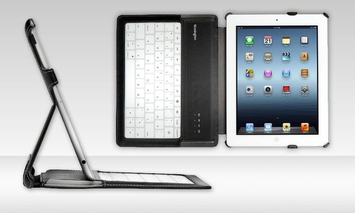 Kensington KeyLite Ultra Slim Touch Keyboard Folio for iPad: $29.99 for a Kensington KeyLite Ultra Slim Touch Keyboard Folio for iPad ($119 List Price). Free Shipping and Returns.