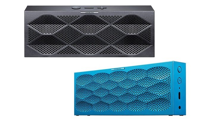 jawbone jambox mini wireless bluetooth speaker groupon rh groupon com Quick Source Guides mini jambox quick start guide