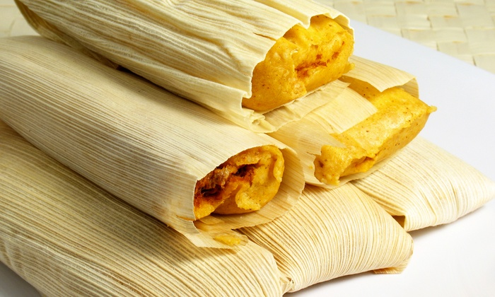 Guadalajara Market & Bakery - Downtown San Jose: Tamale-Making Class for One Plus a Dozen Tamales and a Drink at Guadalajara Restaurante (Up to 56% Off)