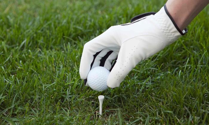 Elkhorn Golf Club - Stockton: $37 for 18 Holes, Cart Rental, and Range Balls at Elkhorn Golf Club ($57.50 Value)