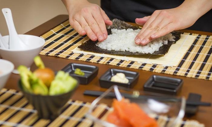 Samurai Japanese Restaurant - Delta Bessborough Hotel: Sushi-Making with Wine and Sake-Tasting at Samurai Japanese Restaurant (51% Off). Two Dates Available.