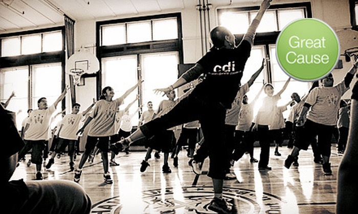 Chicago Dance Institute: $10 Donation for Dance or Music Lessons