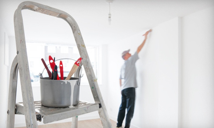 Westwood Services - Omaha: Interior Painting for One, Two, or Three Rooms from Westwood Services (Up to 69% Off)