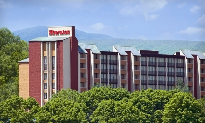 null - Roanoke: Stay at Sheraton Roanoke Hotel & Conference Center in Roanoke, VA. Dates into September Available.