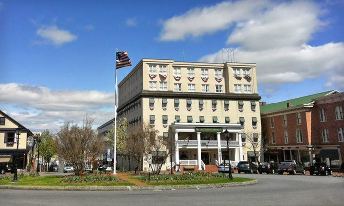 Historic Hotel Near Gettysburg National Park