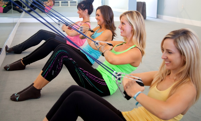 Elite Movement - Pacific Palisades: 5 or 10 Barre Fitness Classes, or One Month of Unlimited Barre Fitness Classes at Elite Movement (Up to 56% Off)