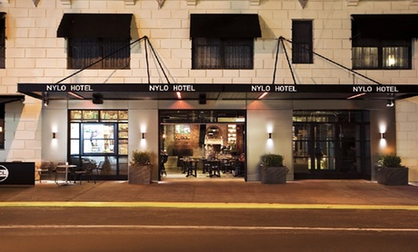 Stay at NYLO New York City in Manhattan, NY. Dates into October. 0cf70934-af12-4b8c-8c45-07e391966ae2