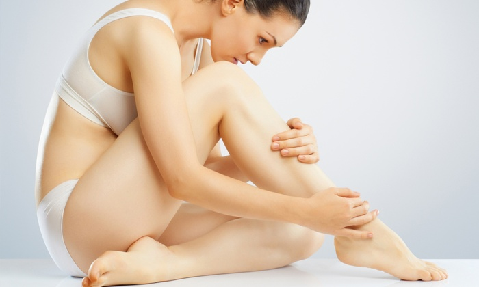 Evolution Medical Spa - Shelby Township: $167 for LaserSpider-Vein Removal Treatments for Both Legs at Evolution Medical Spa ($300 Value)