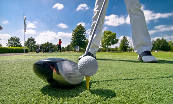 Aahh! Golf! - Multiple Locations: Two or Three Private Golf Lessons from Aahh! Golf! (Half Off)