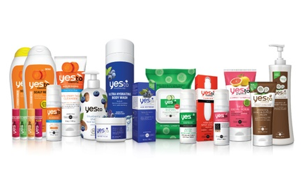 Natural Skincare Products from YesToCarrots.com (Half Off). Two Options Available