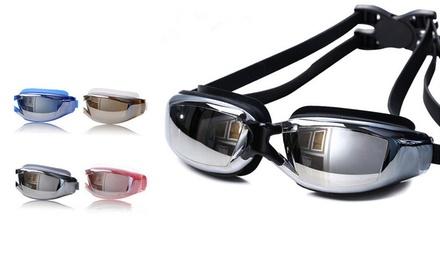 1 o 2 gafas de natación unisex