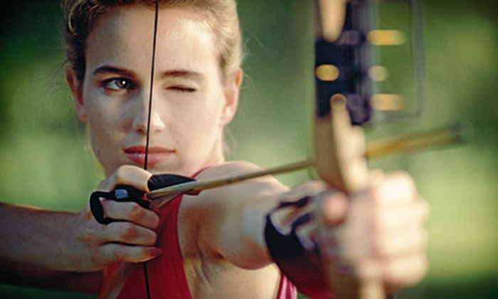 KC Performance Archery and Range - Havencroft Industrial Park: Two-Hour Outing for Two or Four, or 12 Hours with 3-D Shooting at KC Performance Archery and Range (Up to 72% Off)
