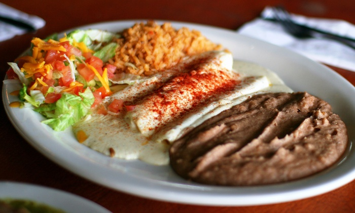 Checo's Mexican & American Grill - Northwest Side: Mexican Food at Checo's Mexican & American Grill (40% Off)