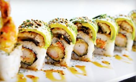 $30 Groupon to Watami Sushi & Sake Bar - Watami Sushi & Sake Bar in Waterloo