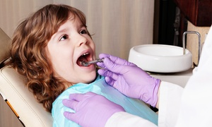 Washington Pediatric Dentistry & Orthodontics: Pediatric Dental Exam, Cleaning and Fluoride Treatment at Washington Pediatric Dentistry & Orthodontics ($330 Value)