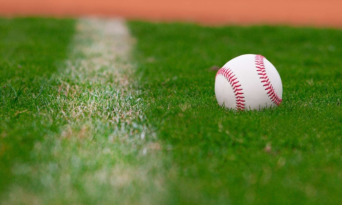Rockland Boulders - Provident Bank Park: Kids' Spring Baseball Camp plus Opening-Day Game for Four from Rockland Boulders (50% Off).