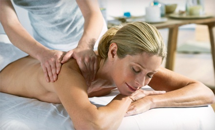 One or Two 60-Minute Massages at EBS Salon & Spa (Up to 63% Off)