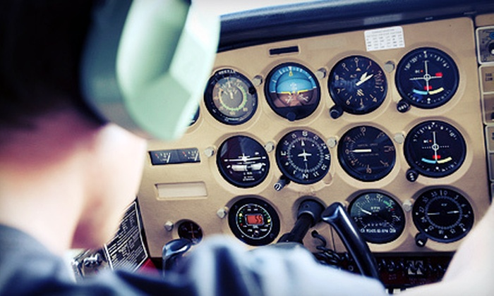Phoenix Arising Aviation Academy - North Burnet: $55 for a Two-Hour Lesson with Flight Simulation at Phoenix Arising Aviation Academy ($110 Value)