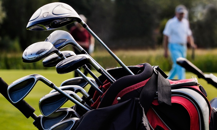 Greenwood Golf Course - Clarence: 18-Hole Round of Golf for Two Including Cart Rental at Greenwood Golf Course (Up to Half Off)