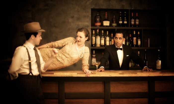 "The Speakeasy - Tenderloin: ""The Speakeasy"" at a Discrete Location January 10–February 8 (Up to 31% Off)"