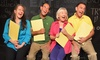 """""""Foodies! The Musical"""" – Up to 53% Off"""