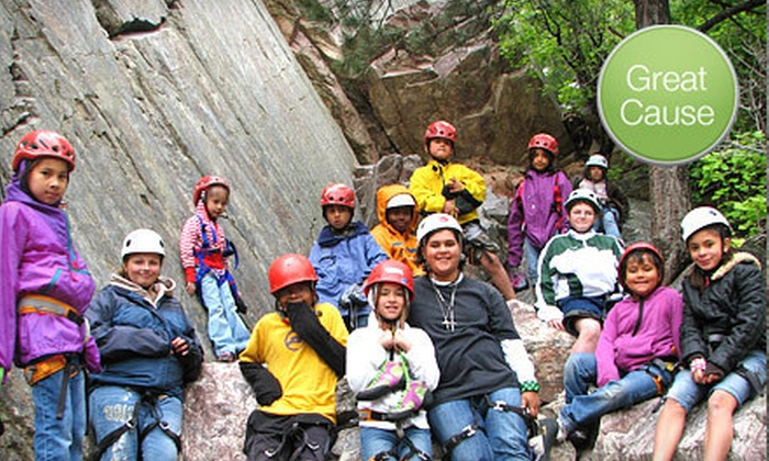 Colorado Mountain Club - Golden Proper: $10 Donation for Rock-Climbing Field Trip