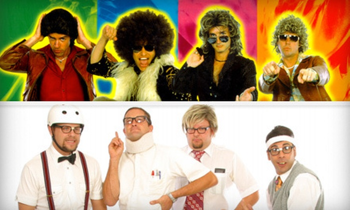 The Boogie Knights and the Spazmatics  - River Cree Casino: $10 for Two Tickets to The Boogie Knights and the Spazmatics at The Venue at River Cree Resort & Casino in Enoch ($32.60 Value)