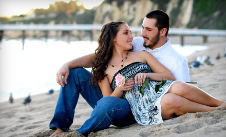 1-Hour Engagement Photo Shoot (a $600 value) - Just Shoot Me Photography in