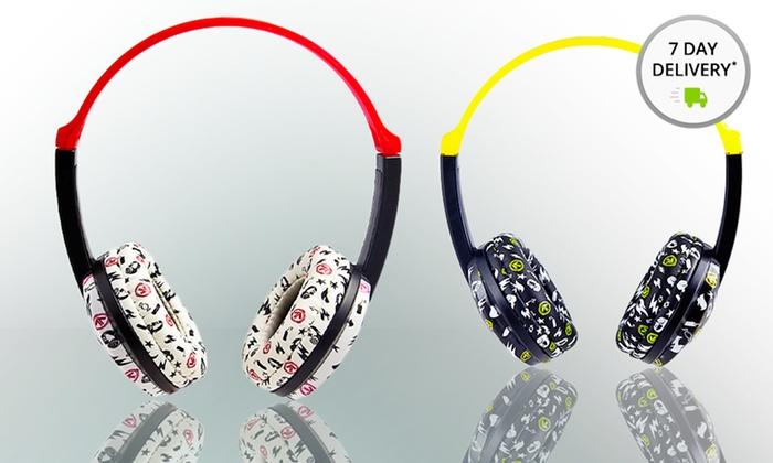 ARIEL7 Arcade Kids' Stereo Headphones: ARIEL7 Arcade Kids' Stereo Headphones. Multiple Styles Available. Free Shipping and Returns.