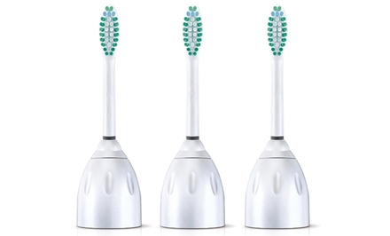 3-Pack of Replacement Toothbrush Heads
