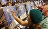 Pub & Paint - Multiple Locations: Two-Hour Painting Experience for One, Two, or Four from Pub & Paint (50% Off)