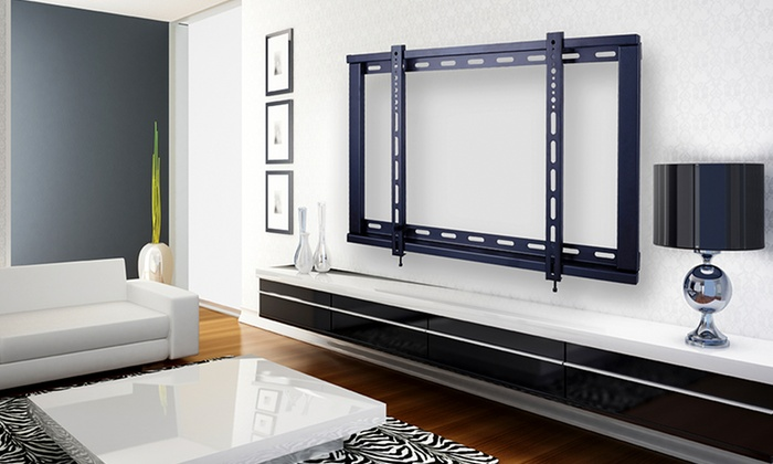 Ultraslim TV Wall Mounts: Ultraslim TV Wall Mount (Up to 58% Off). Multiple Sizes Available. Free Shipping and Returns.