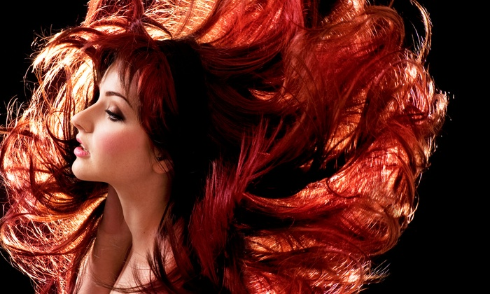 Lindsey King at Spank Salon - Alameda: Blow-Dry Style with Haircut with Lindsey King at Spank Salon (Up to 50% Off)