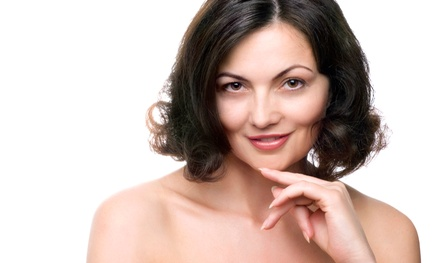 One, Two, or Three NuFace Microcurrent Face-Lift Treatments at Luxe MediSpa (Up to 55% Off)