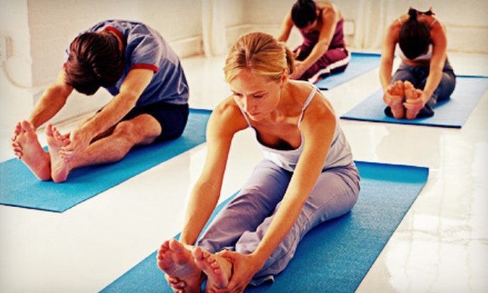 Ganesha Yoga and Adventures in Fitness - Lakeview: $39 for 10 Yoga Classes at Ganesha Yoga and Adventures in Fitness (Up to $130 Value)