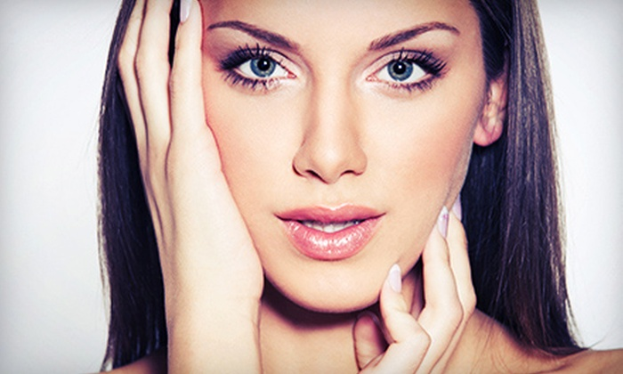 Esthetique - Red Bird Shopping Center: Platelet-Rich-Plasma Treatment for One, Two, or Three Areas at Esthetique (Up to 89% Off)