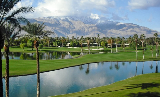 Sprawling Golf Spa Resort Near Palm Springs