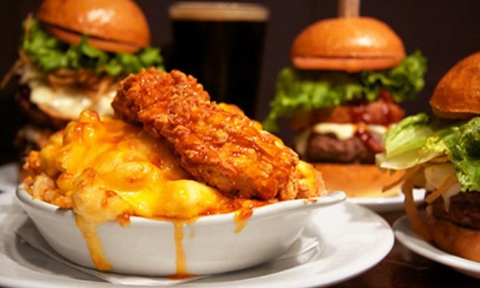 Matilda's - Newark: Pub Food and Drinks at Matilda's (Half Off). Three Options Available.